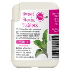 Naturally Sweet Stevia Tablets 60mg