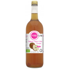 Apple Cider Vinegar Raw Organic  * LAST FEW REMAINING *