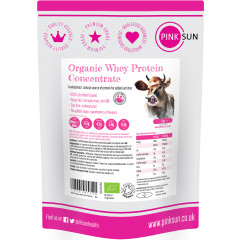 Organic Whey Protein Concentrate