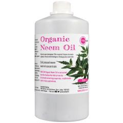 Neem Oil Organic (Cold pressed, Unrefined)