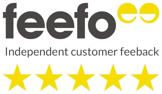 Feefo customer service logo